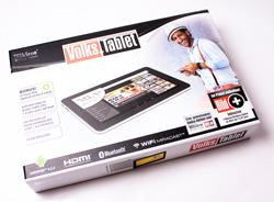 Trekstor Volks-Tablet - Verpackung