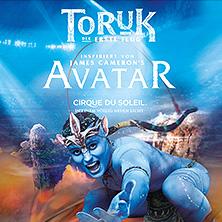 Cirque du Soleil TORUK