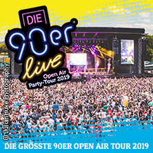 90er Live - Open Air in Ludwigsburg