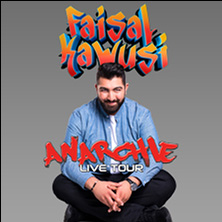 Faisal Kawusi - Anarchie