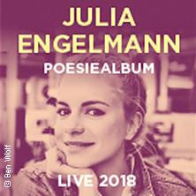 Julia Engelmann: Poesiealbum – Live 2018