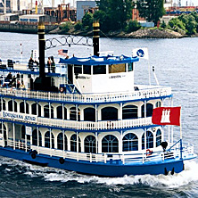 Große  Hafenrundfahrt - Open Ticket