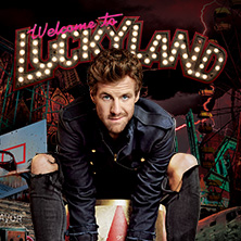 Luke Mockridge: Welcome to Luckyland - Warm-up
