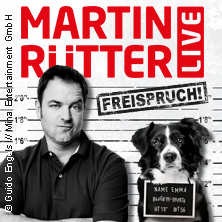 Martin Rütter: Freispruch! - Warm Up