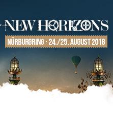 WEEKENDER + TRAVELLERS GARDEN (CAMPING) - NEW HORIZONS FESTIVAL