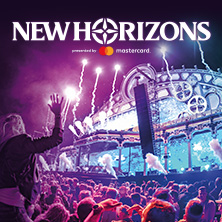Friday Pass  - New Horizons Festival