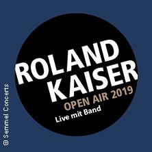 Kaisermania 2019 - Roland Kaiser Live mit Band