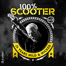100% Scooter - 25 Years Wild & Wicked Tour | Hamburger Kultursommer